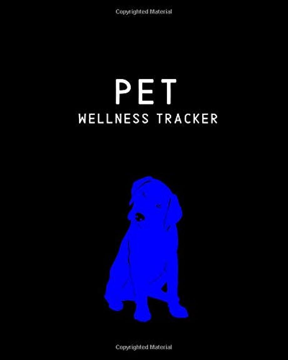 ビン出発する広告主Pet Wellness Tracker