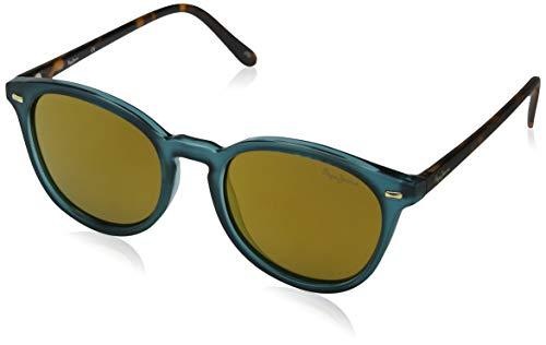 Preisvergleich Produktbild Pepe Jeans Damen Lanie Sonnenbrille,  Blau (Petrol / Brown),  51.0