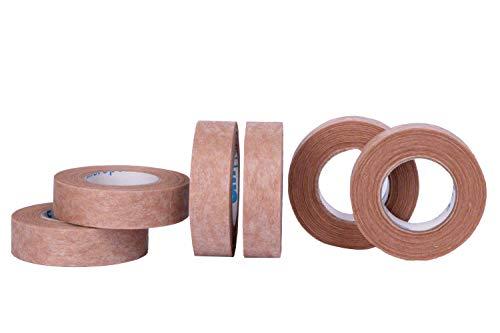 Esparadrapo quirúrgico de microporos de 3m, hipoalergénico, color marrón, 1,25cm
