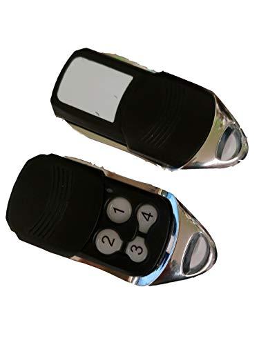 Pack 2 mandos Receptor Universal. Nice Flor-s PORTON