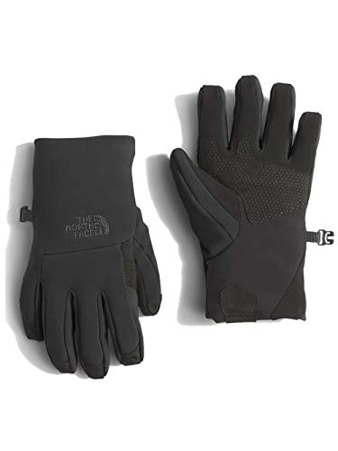 The North Face Youth Apex+ Etip Glove TNF Black Small