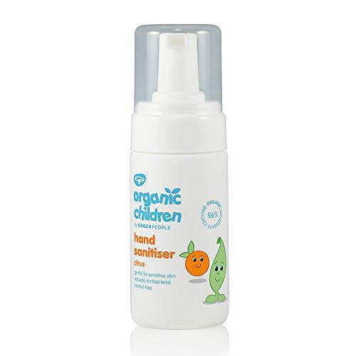 Verde Persone Sanitizer Bambini Bambini Biologica 100 ml