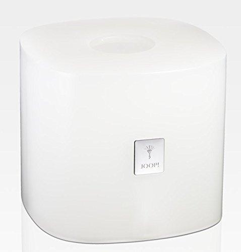 Joop! Crystal LINE Papiertuchbox 011531410 Weiss