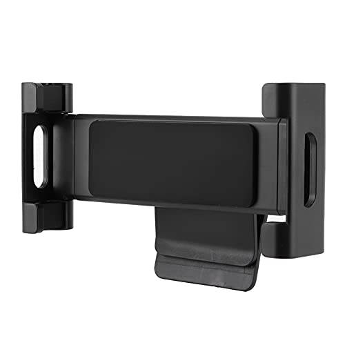 Soporte para tableta de montaje en coche, Akozon Soporte de montaje en el asiento trasero del coche para tableta de teléfono móvil para el modelo 3 / Y 2019-2021 portátil