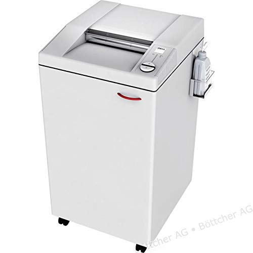 Buy Ideal Idesh368 3105 Cross Cut P-5 Shredder Destroy Paper with Top Security 3 Year Warranty