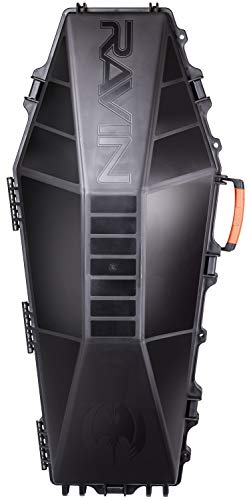 Ravin R182 Hard-Shell Crossbow Case For Use Exclusively With Ravin Crossbows R10/R20, Black