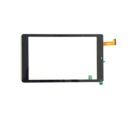 Black Color EUTOPING R New 8 inch for 8' Nextbook Ares 8 NXA8QC116B NXA8QC116R NX16A8116A NX16A8116K NX16A8116S Touch Screen Digitizer Replacement for Tablet