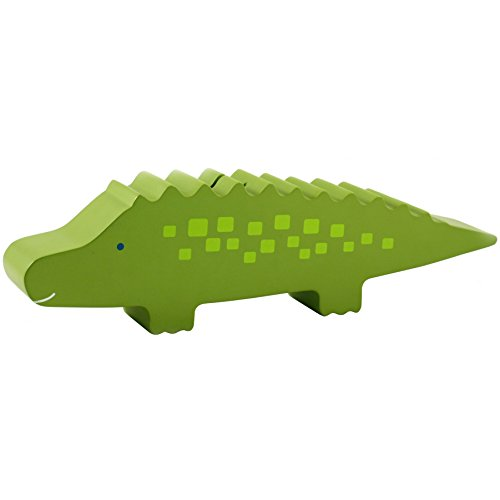 Pearhead Spaarpot Alligator Bank groen