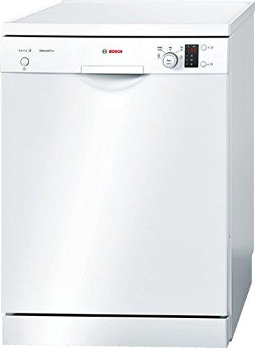Bosch Serie 2 SMS25AW00E lave-vaisselle Autonome 12 places A+ - Lave-vaisselles (Autonome, Taille maximum (60 cm), Blanc, Blanc, Boutons, Rotatif, 1,75 m)