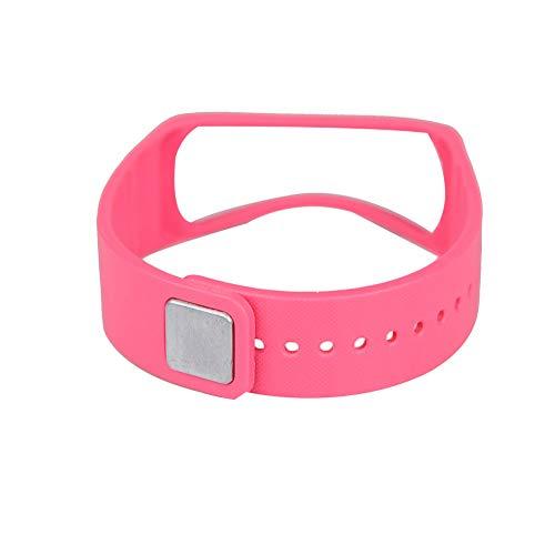 AchidistviQ Ersatz-Armbanduhr Armband für Samsung Galaxy Gear Fit R350 Peach
