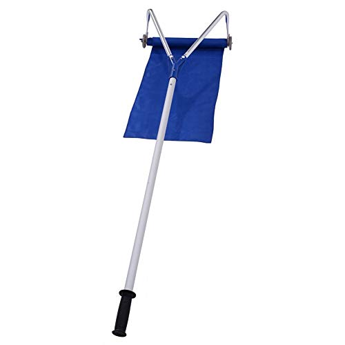 YLOVOW Snow Removal System Snow Shovel Tool with TelescopicLightweight Utility Shovel for House roof Detachable Adjustable Length193640cm