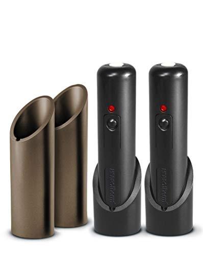 Herpotherm - elektronischer Lippenstift gegen Herpes und Fieberbläschen - Elektrogeräte - 2 Stück -