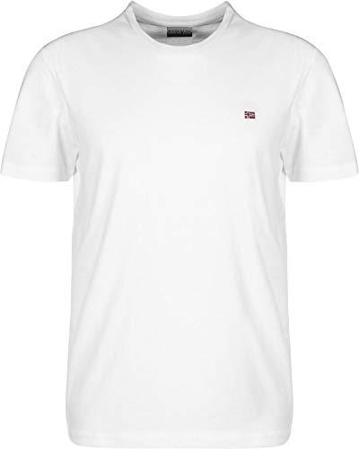 NAPAPIJRI Senoos Crew T-Shirt bight White