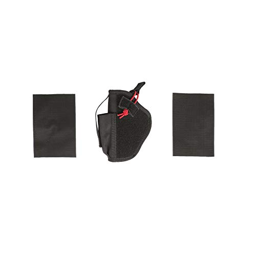 P&Q Universal Vehicle Mount Car Truck Conceal Ambidextrous Holster w/mag Pouch