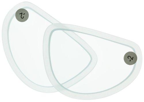 Seac optische Glaeser SX fuer One Maske, linke Seite, Korrekturlinse für Tauchmaske