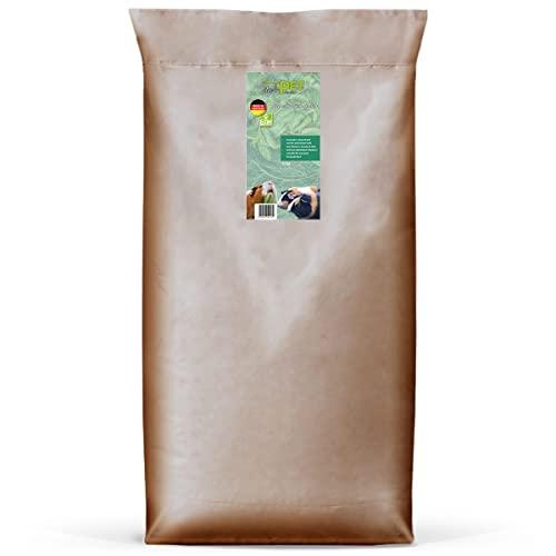 Eggersmann Uncle Pet - Premium Meerschweinchenfutter 15 kg - Müsli für Meerschweinchen mit der natürlichen Kraft aus Kräutern, Gemüse und Obst