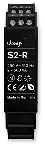 Interruptor de potencia S2-R, Smart Home.