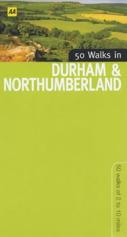 50 Walks in Durham and Northumberland