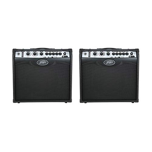 Find Discount Peavey Vypyr VIP 2 Modeling Instrument Guitar/Bass 40 Watt Amplifier (2 Pack)