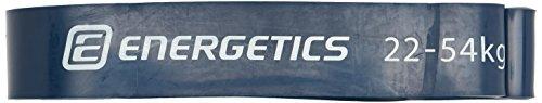 ENERGETICS Strength Bands Fitnessbänder, Blau, One Size