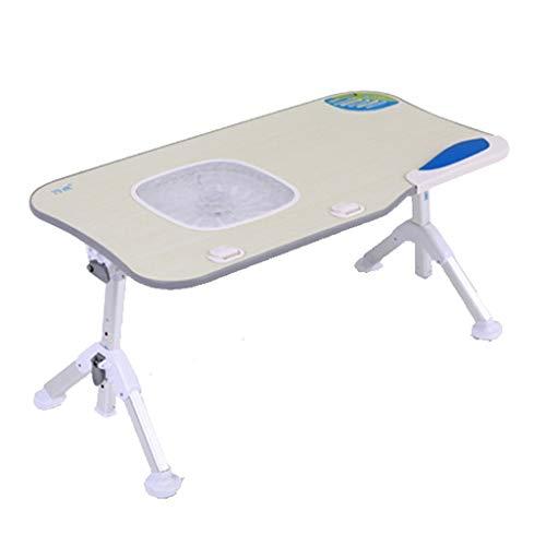 ZXL Opklapbare tafel Computer bureau lift Opklapbare tafel Bureau voor laptop Lazy Bed Eenvoudig en modern Opklapbare tafel, keuken en eettafel, kindertafel (Kleur: B)