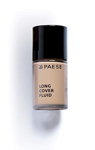 Paese Cosmetics 04 Tanned Long Cover Fluid