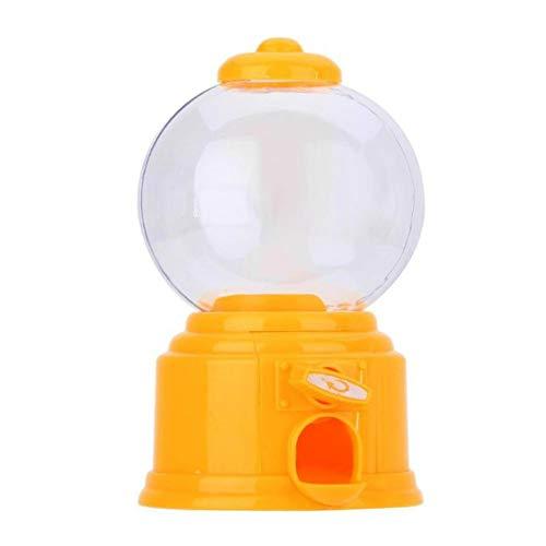 Kassa MYKK Mini Candy Machine Bubble Dispenser Coin Bank Spaarpot Baby Christmas Verjaardag Beste Gift 14.5 x 8.7cm 04