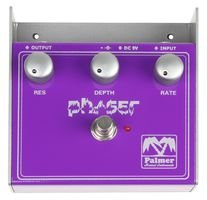 Dynamic-Res PALMER - PEPHAS - EFFECTS PEDAL, PHASER - Pack of 1