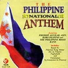 The Philippine National Anthem - Philippine Tagalog Music CD