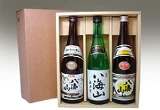 八海山 720ml ×3本 純米吟醸 本醸造 普通 セット