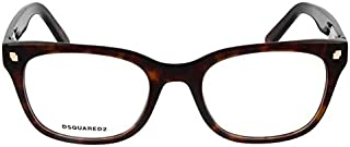 Dsquared2 DQ 5215 Col 052 (Tortoise), Size 52-20-145 Unisex Optical Frames