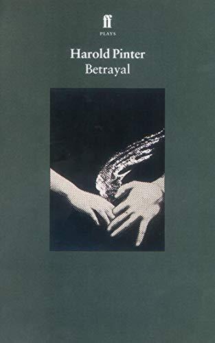 Betrayal (Faber Drama)