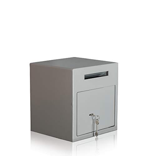 Einwurftresor | Deposittresor | Tresor mit Einwurfschlitz | Schlüsselschloss