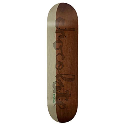 Chocolade originele Chunk Skateboard Deck - Tershy 8.25