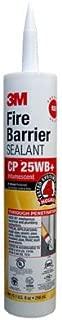 SEALANT CAULK 3M FIRE BARRIER CP-25WB 10.1 OZ TUBE
