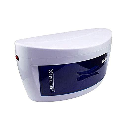 Sterilisator Box & Ozone desinfectie met ultraviolet kiemdodende Lamp, Multi Use sterilisator Perfect for - Nageltang, pincet en Schoonmaken tandenborstel, mobiele telefoon, Intimate Gereedschap