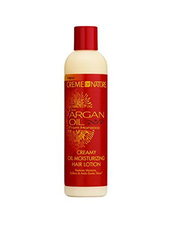 Price comparison product image Creme Of Nature Argan Oil Creamy Oil Moisturizer 8.45oz
