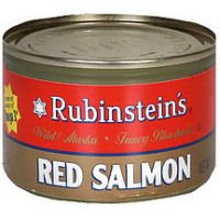 Rubinstein's Red Salmon (Case of 24) - soundroompro.com