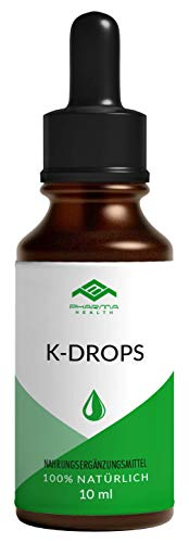 K-DROPS | Keto Tropfen | Burn |...