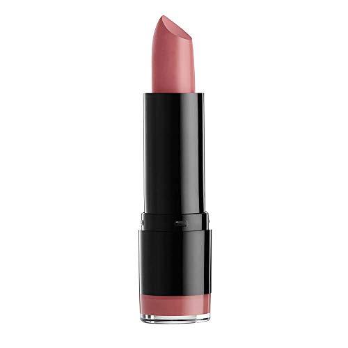 NYX PROFESSIONAL MAKEUP Extra Creamy Round Lipstick - Minimalism (Deep Tone Mauve-Pink)
