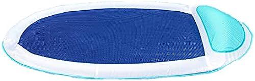Aufblasbare Wasser Einzel Pool Float Matratze Für Strand Insel Schwimm Reihe Lounge Flo rwachsene Kinder Wasser Party Spielzeug Sonnenbad Bett