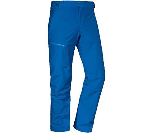 Schöffel Ski Pantalon Kopenhagen3 Pantalon Longue Homme Navy Peony FR : L (Taille Fabricant : 50)