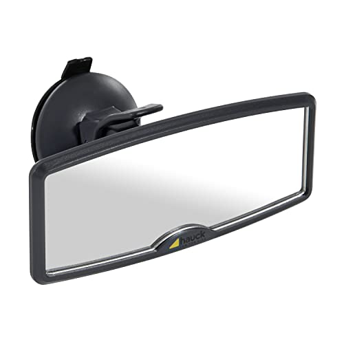 Hauck Watch Me 2 Specchietto Retrovisorio Controllo Bambini, Specchio Auto Bambino, Specchietto Regolabile Neonato per Sicurezza, Specchio con...
