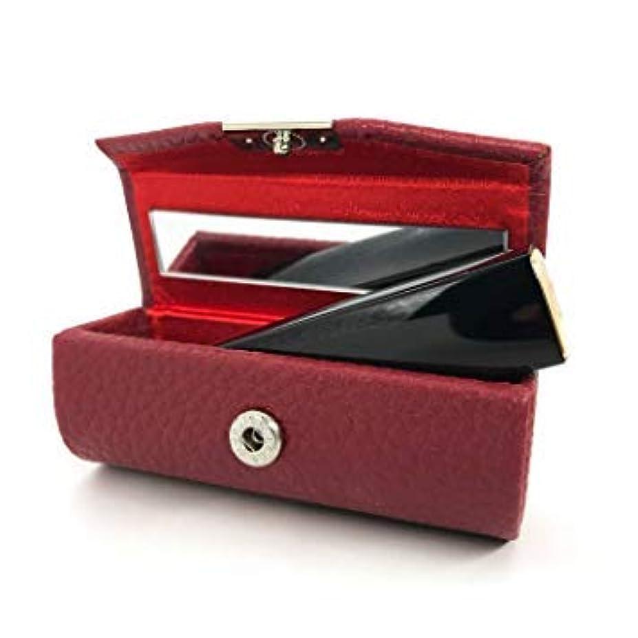 アルコーブ敬なマスクAifusi 財布口紅ホルダー、化粧品収納用ミラーオーガナイザーバッグ付き