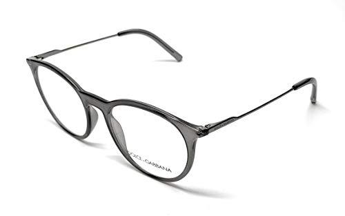 Dolce & Gabbana 0DG5031 Monturas de gafas, Transparente Grey, 50 para Hombre