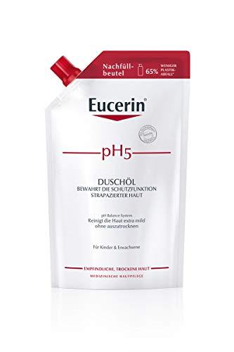 Eucerin pH5 Dusch�l Nachf�ll empfindliche Haut, 400 ml