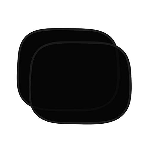Auto Zonnescherm Zij Achterruit Zonnescherm Zonnescherm Cover Visor Shield Screen Zonwering Mesh Cover Zwart