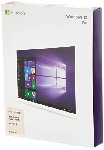 Microsoft Sof MS Win 10 Pro IT 32/64bit USB FPP, italian, + USB-Drive