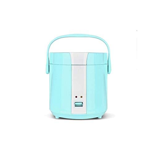 Kleine Elektroherd, Hot Pot mit Stahl Gesunde Inner Topf leicht zu reinigen Heizung Beweglicher Hauptküchengerät (Farbe: Orange) (Farbe: blau) lalay (Color : Blue)
