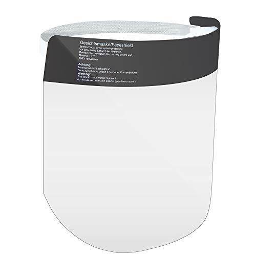 achilles Gesichts-Visier Spuck-Schutz Schild Gesichtsschutz-Schirm Gesichtsschirm Face-Shield